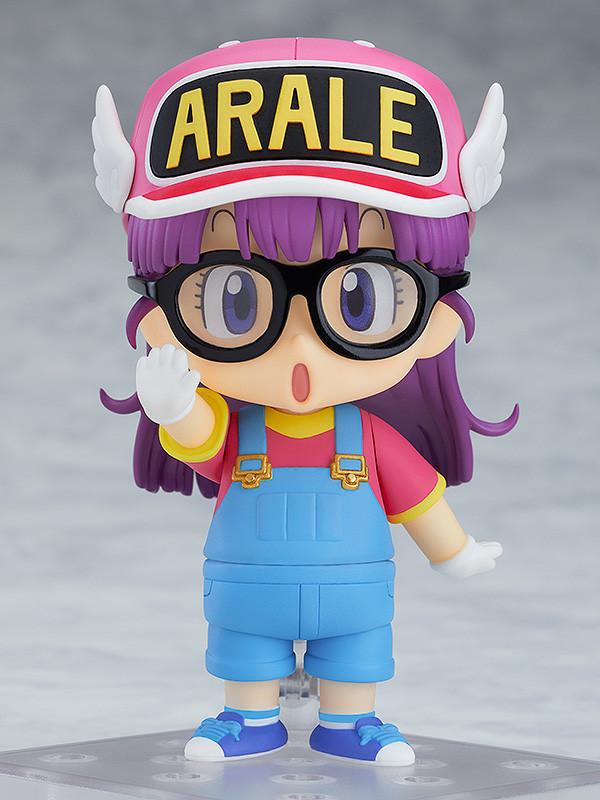 """Nendoroid Arale Norimaki de """"Dr.Slump"""" - Good Smile Company"""