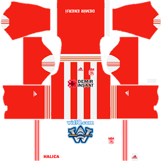 Sivasspor 2019 Dream League Soccer fts forma logo url,dream league soccer kits, kit dream league soccer 2018 2019, Sivasspor dls fts forma süperlig logo