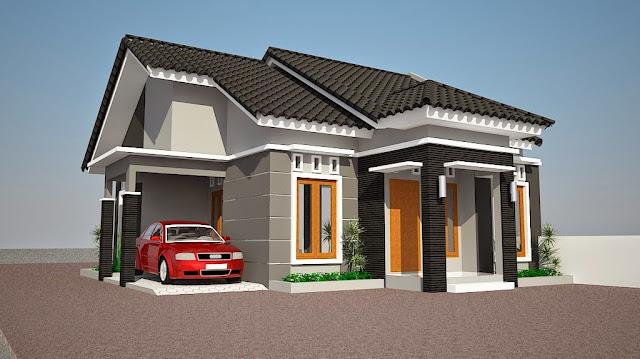 Desain Atap Rumah Modern Minimalis Terpopuler