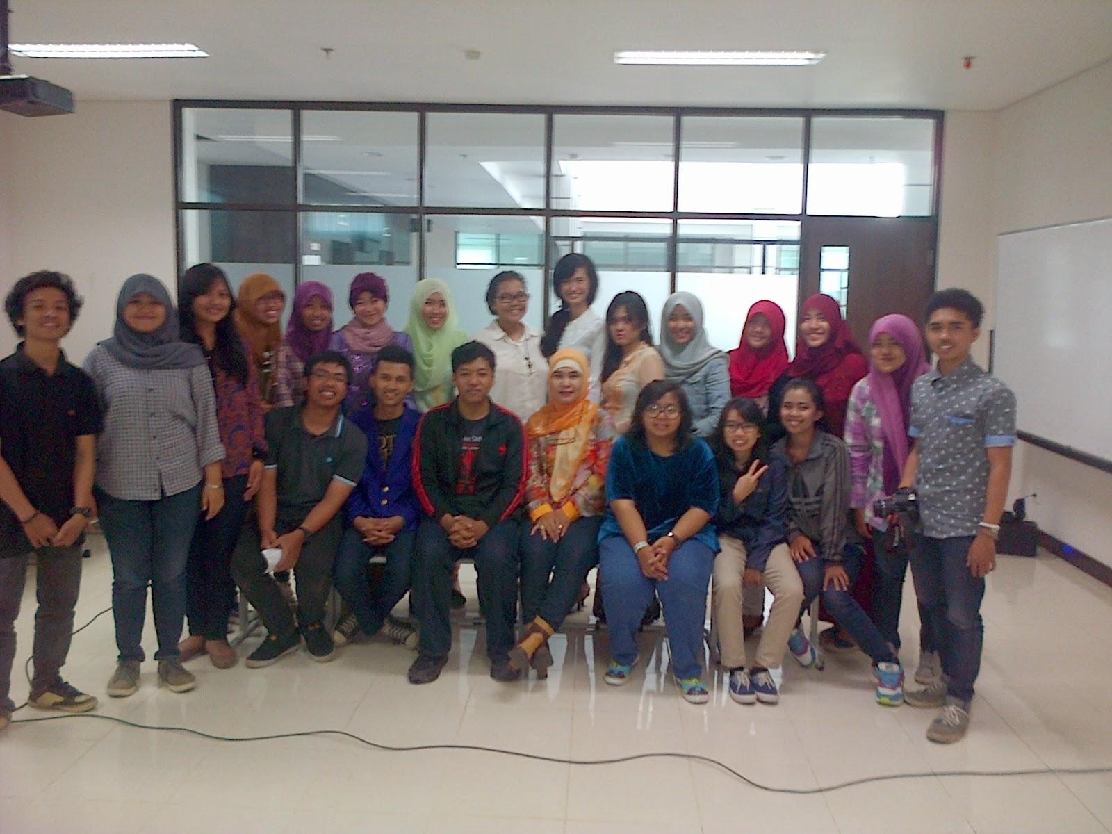 BANGGA BERBAHASA Dan Menjadi Guru INDONESIA MAHASISWA BROADCAST