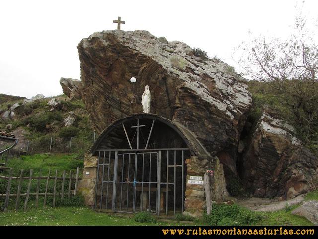 Ruta Ablaña Llosorio:  Capilla de la Virgen Pastora