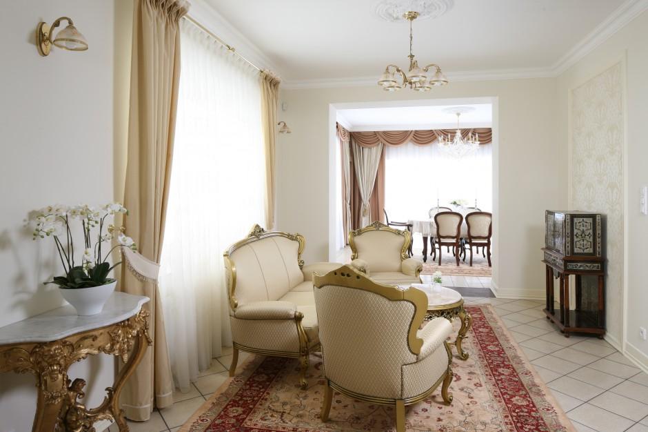 7 fotos de decoración de salas clásicas