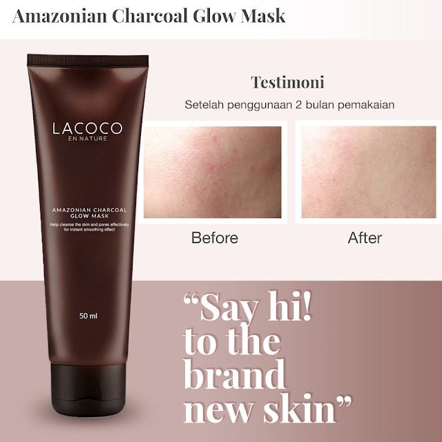 lacoco serum wajah terbaik dan terlengkap
