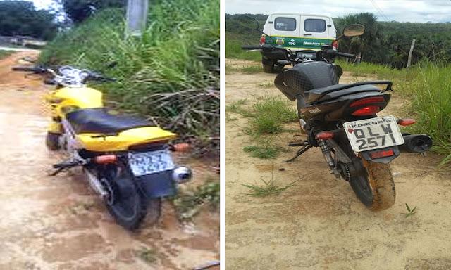 Policiais Militares recuperam veículos roubados no bairro da Sanacre