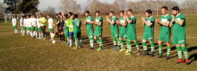 Με εκτός έδρας ισοπαλία ολοκλήρωσε τις υποχρεώσεις της η ανδρική ομάδα του Αγροτικού Αστέρα Αγιας Βαρβαρας με την ομάδα της Ελπίδας Μονοσπίτων,με τελικό σκορ 2 – 2.