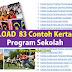 83 Contoh Kertas Kerja Program Sekolah