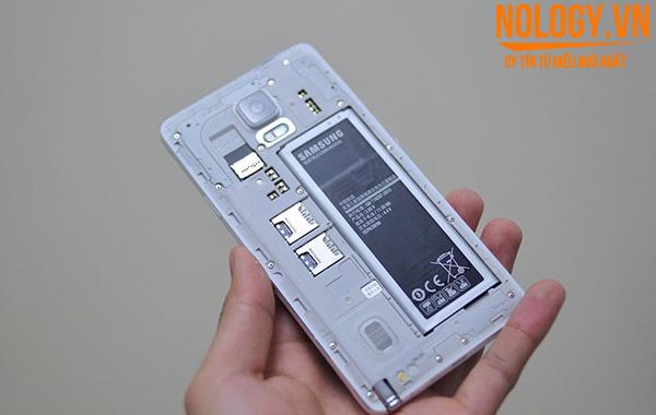 Galaxy Note 4 cũ 2 sim