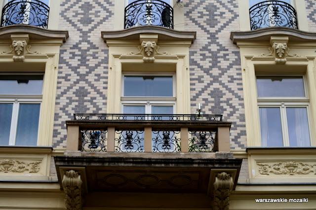 Warszawa Warsaw kamienica architektura warszawskie kamienice