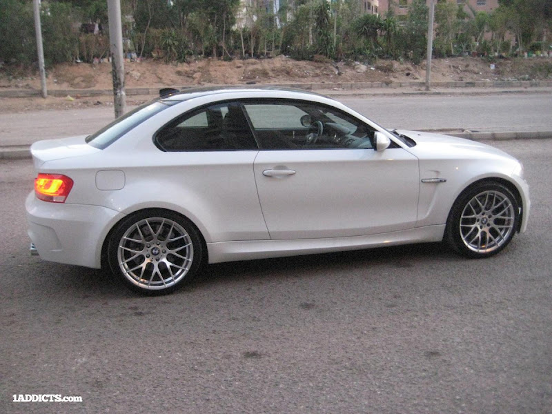 in4ride egyptian bmw 120d turns into m3 powered 1m coupe. Black Bedroom Furniture Sets. Home Design Ideas