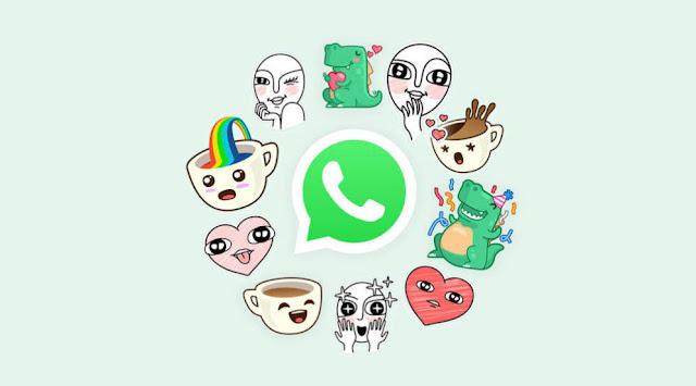 stickers animados de wahtsapp