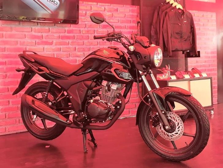 Main Dealer Honda Medan resmi rilis CB150 Verza dikota Medan