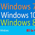 Download Windows 7, 8.1, 10 All In One