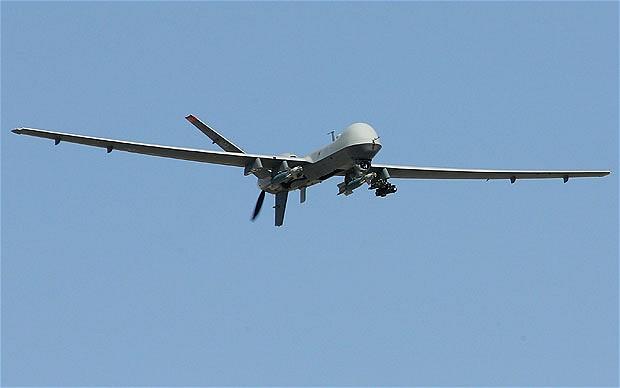EUA contrata empresas privadas para voarem drones em zonas de guerra