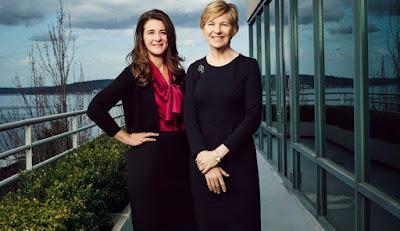 fortune, world's greatest female leaders, women leaders, women of the world, feminism, feminist women, women 2016, Melinda Gates, Gates Foundation