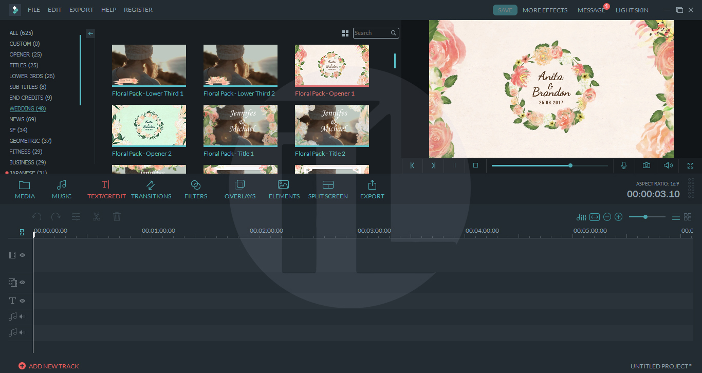 video editor free download full version