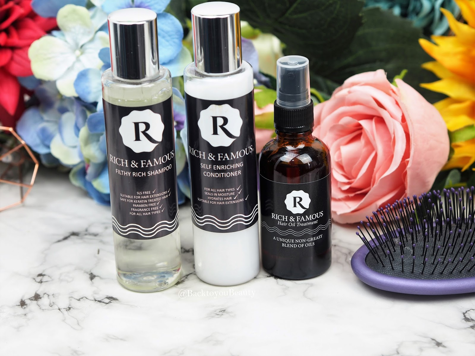 Rich & Famous Haircare