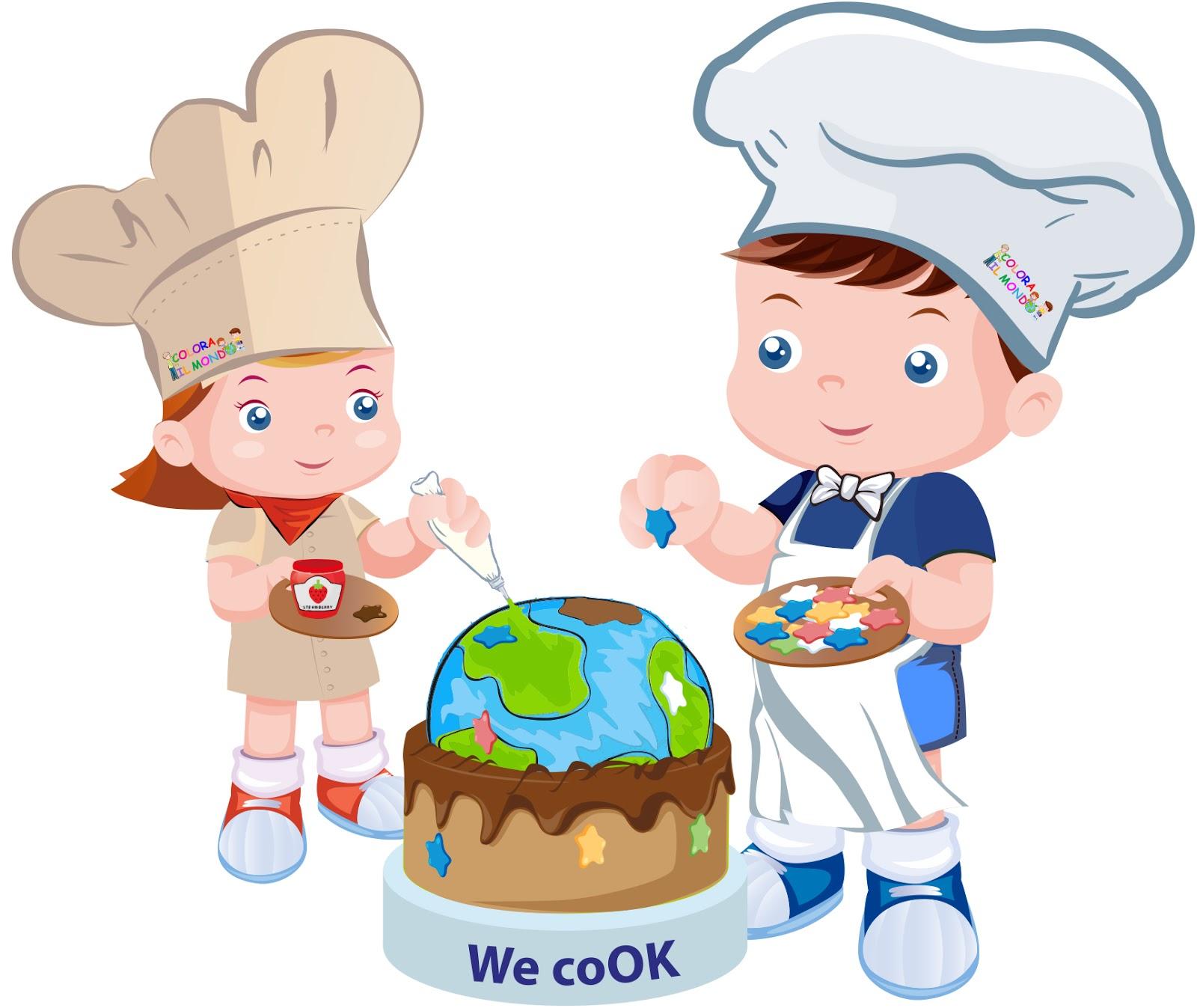 cosa cucino oggi? a catania un laboratorio di cucina per bambini ... - Laboratorio Di Cucina