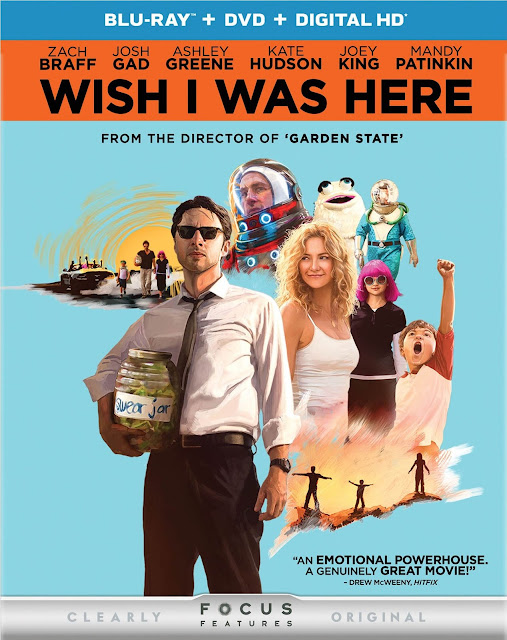 Wish I Was Here (2014) ταινιες online seires xrysoi greek subs