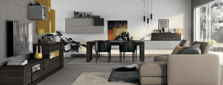 salón comedor diseño