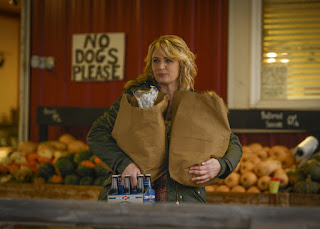 "Samantha Smith as Mary Winchester in Supernatural 14x11 ""Damaged Goods"""