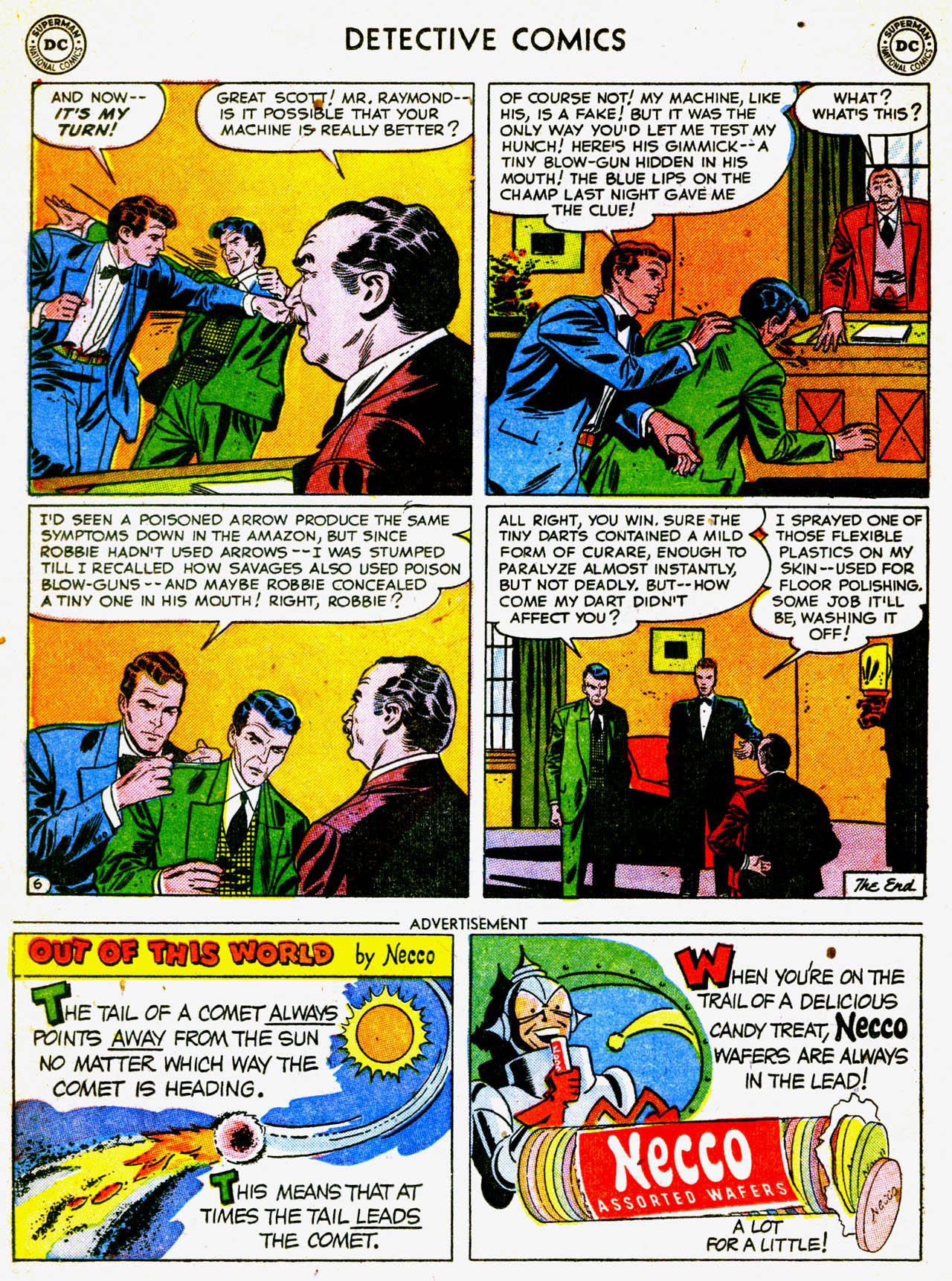Detective Comics (1937) 180 Page 22