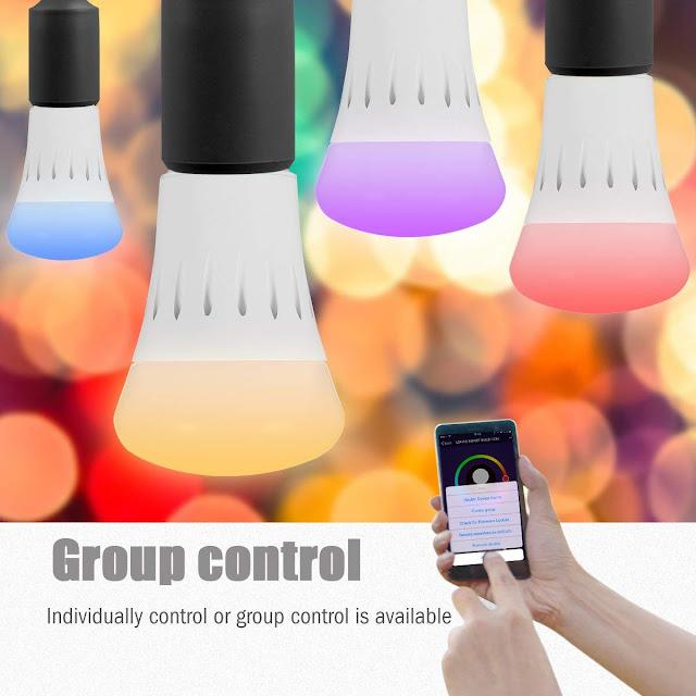 LOHAS Smart Bulb Group Control