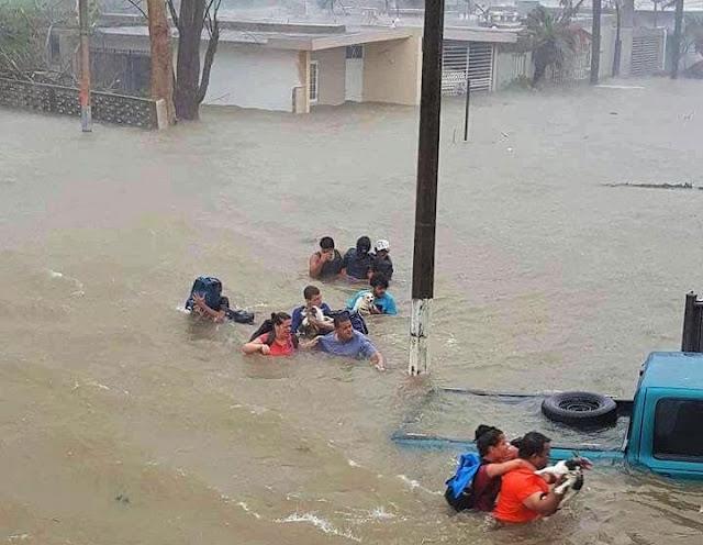 Ordenan evacuar dos pueblos