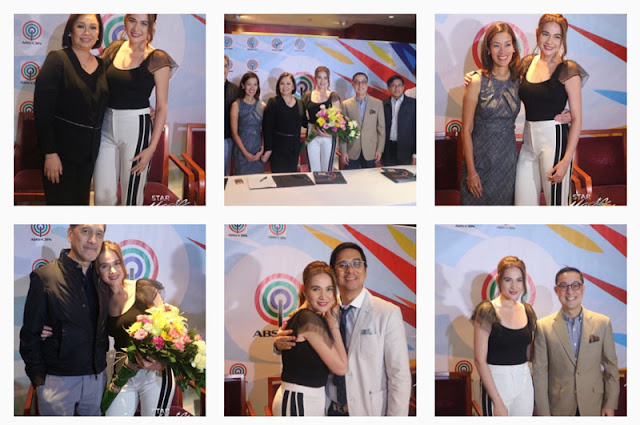 Bea Alonzo renews contract with ABS-CBN