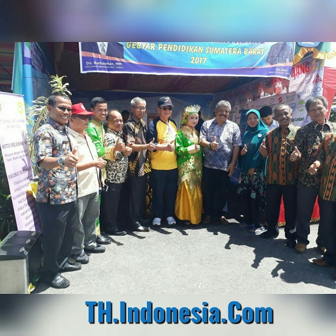Wagub Nasrul Abit : Pendidikan Sangat Penting Untuk Kemajuan Bangsa