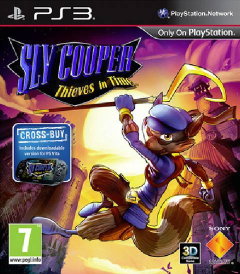 Sly Cooper Thieves in Time - Download game PS3 PS4 RPCS3 PC free