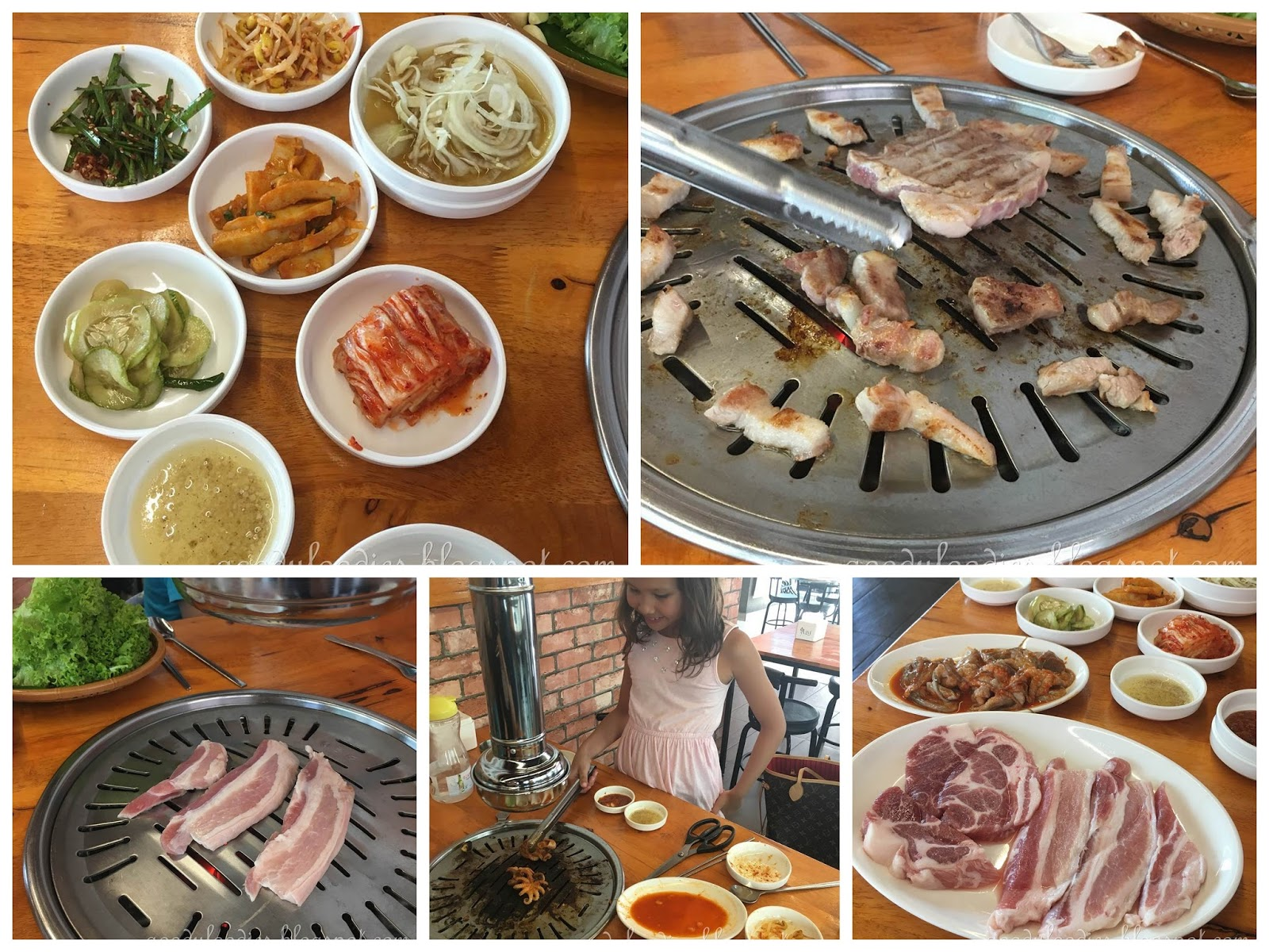 GoodyFoodies: Sae Ma Eul, Publika - Korean BBQ
