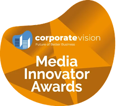 """Our West Country news team were honoured to be presented with an Innovator Award during 2020."" DW"