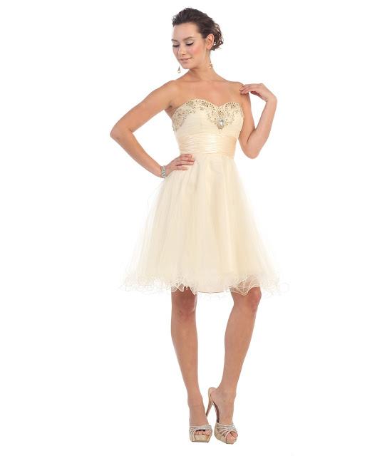 vestidos cortos de fiesta para adolescentes