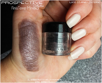 swatches KANTIANA   PROSPECTIVE COLLECTION - Limited Edition finisterre mineral