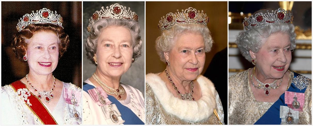 Image result for The Burmese Ruby Tiara