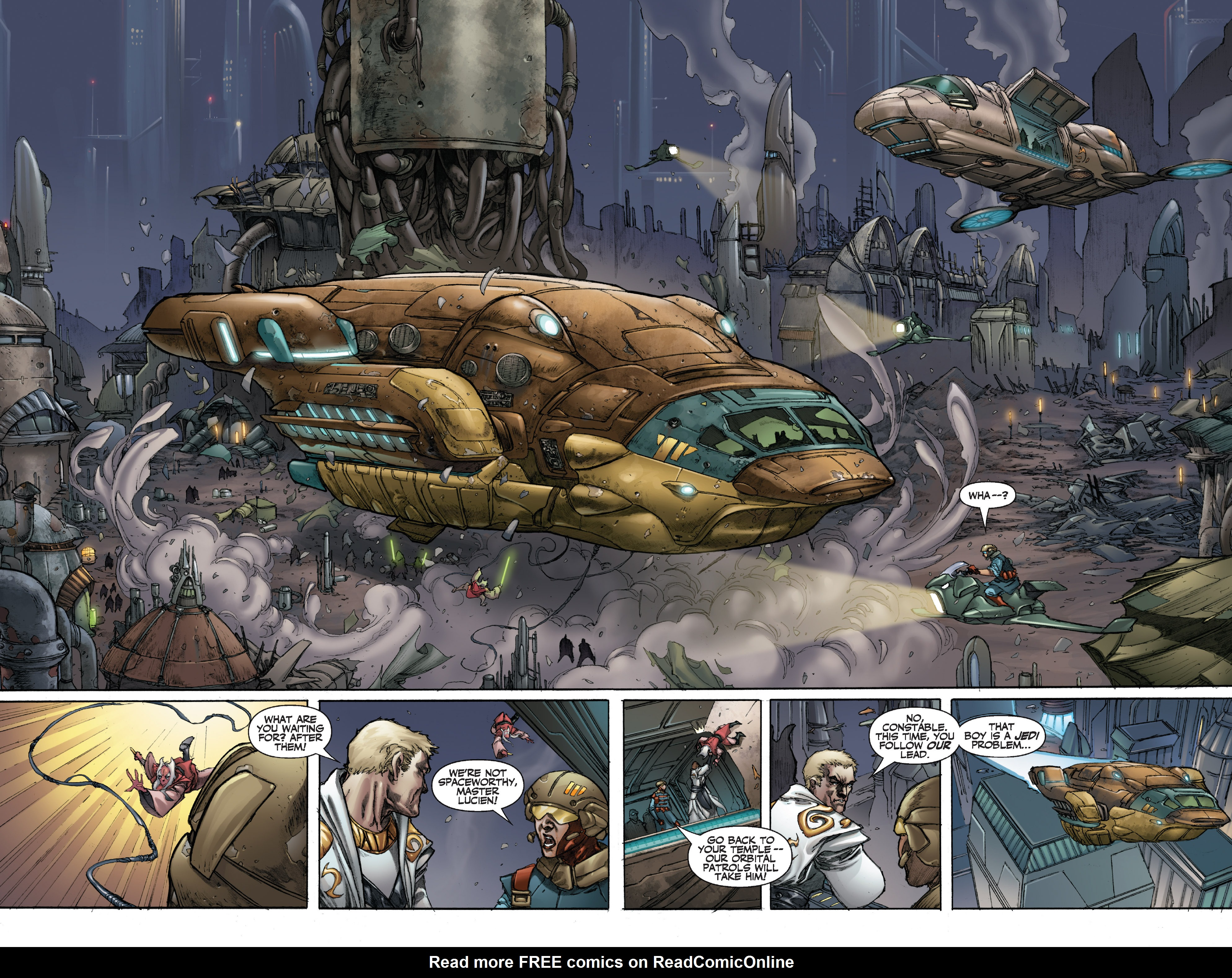 Read online Star Wars Omnibus comic -  Issue # Vol. 29 - 78