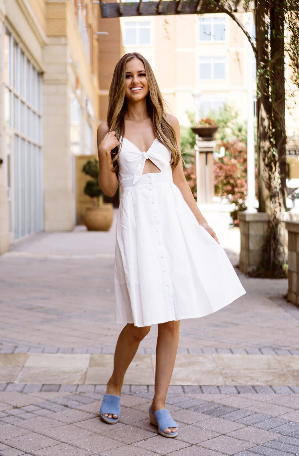 The-Perfect-White-Dress-For-Summer-Wedding-Update