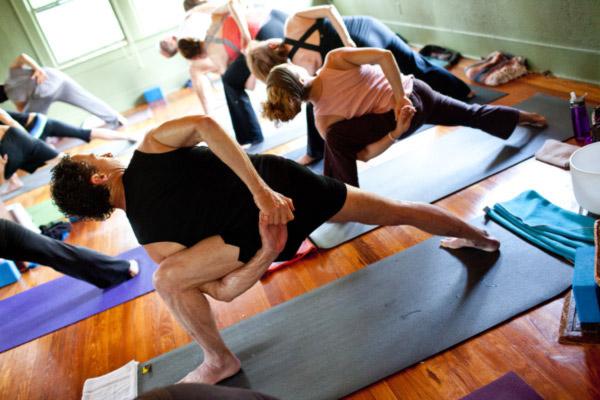 La importancia de poder practicar Yoga hoy.