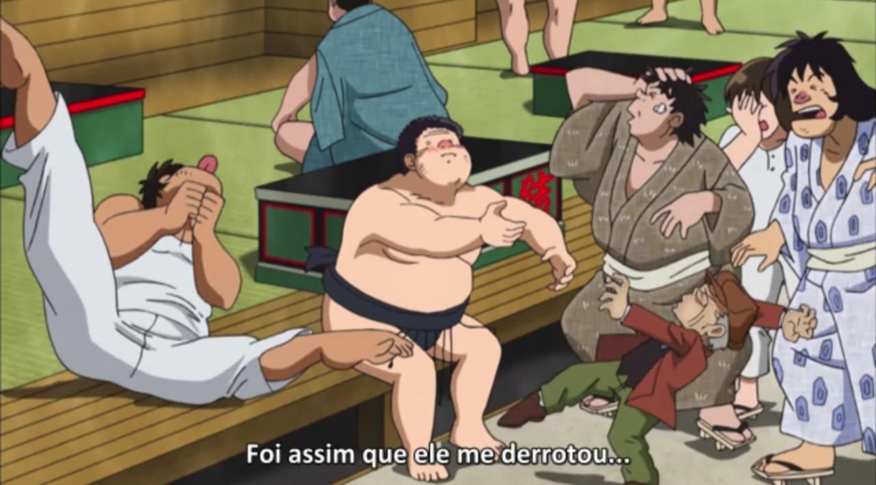 Abarenbou Kishi!! Matsutarou: Episódio 07 – Luta De Estréia