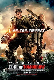 Juicy Performance of Tom Cruise in Edge of Tommorrow