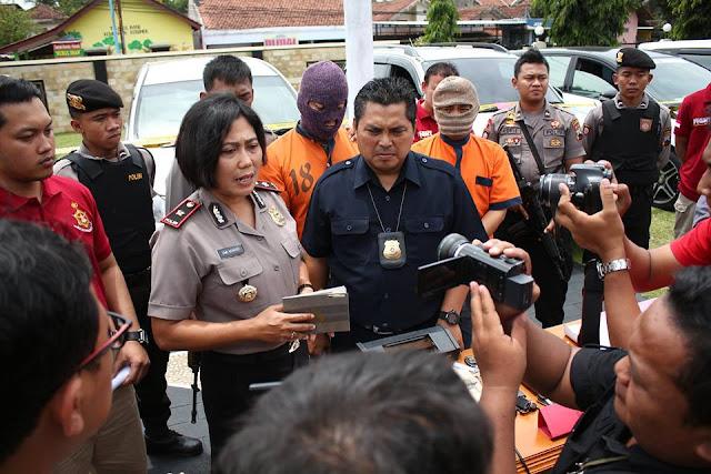 Gelapkan 12 Mobil Rental Warga Gombong Di Tangkap Polisi