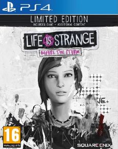 Life is Strange Before The Storm Limited Edition Arabic