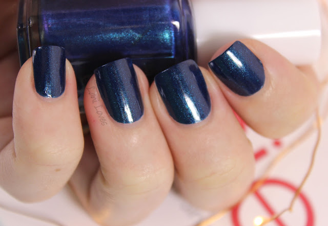 Essie Bell Bottom Blues Nail Polish Swatches & Review