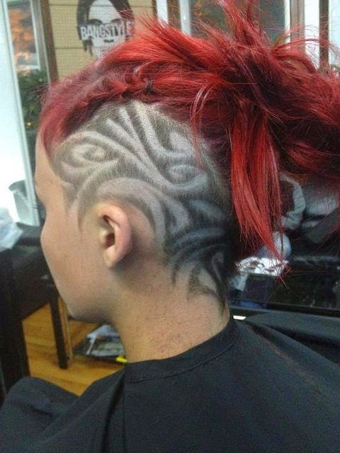 Hair Tattoo Step By Step Video Tutorials The Haircut Web