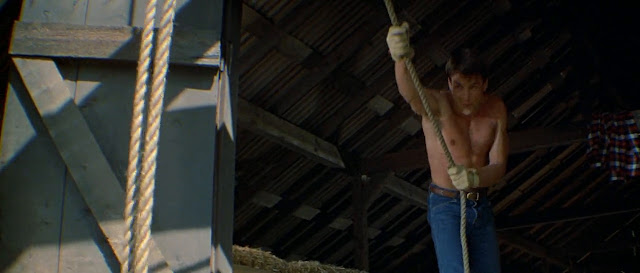 Screen Shot Of HOllywood Movie By Friday The 13th Part III 3D (1982) Download And Watch Online Free at Movies365.in
