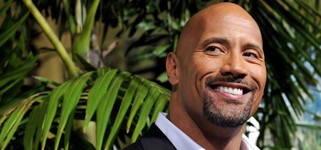 Forbes elege Dwayne Johnson como o ator mais bem pago de Hollywood