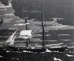 kapal hantu octavius yang di percaya sebagai kapal hantu yang mengerikan