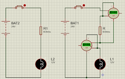 Resistor Voltage Reduction