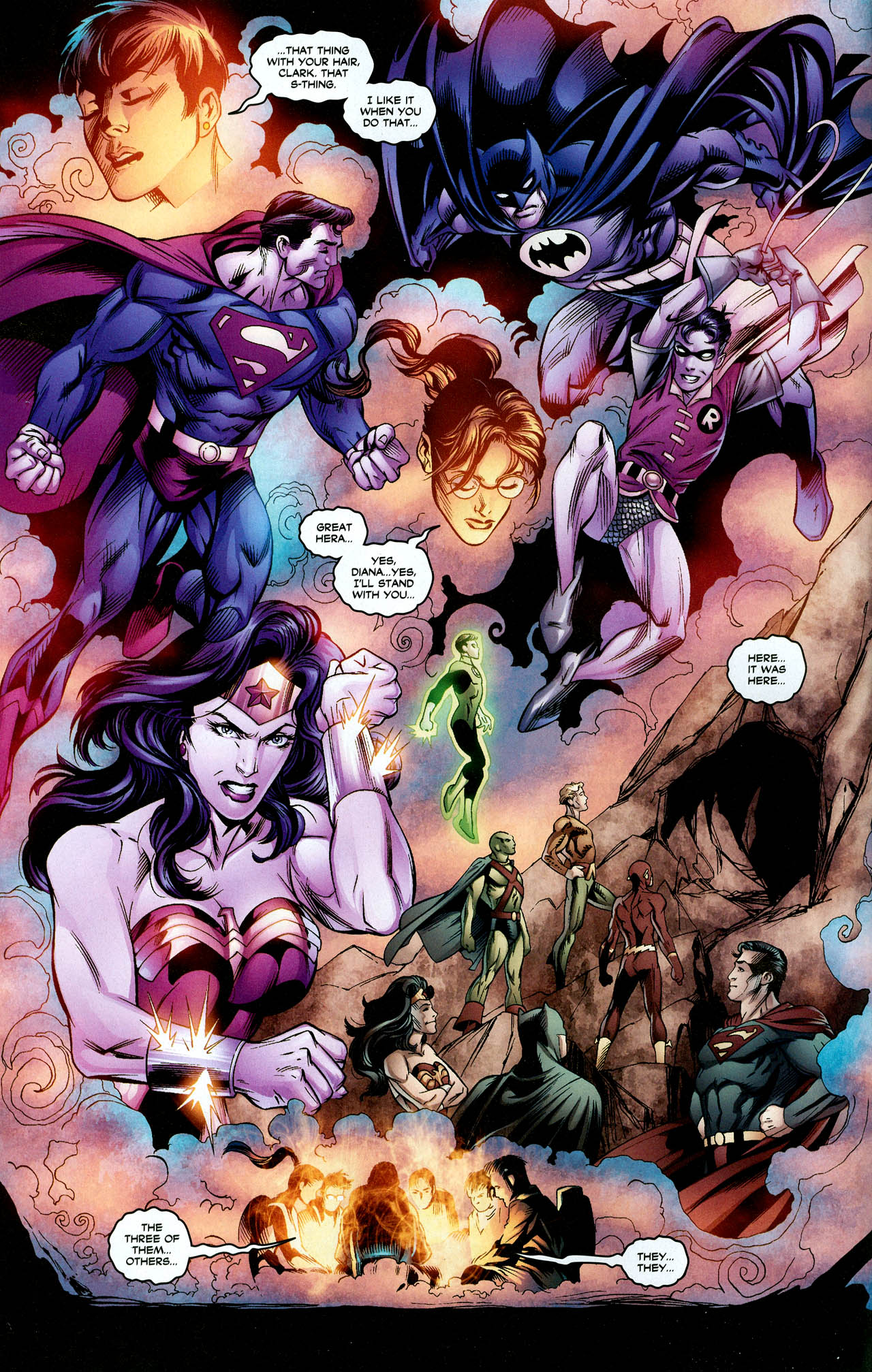Read online Trinity (2008) comic -  Issue #28 - 9