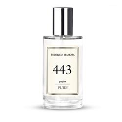 FM 443 klasikiniai kvepalai moterims